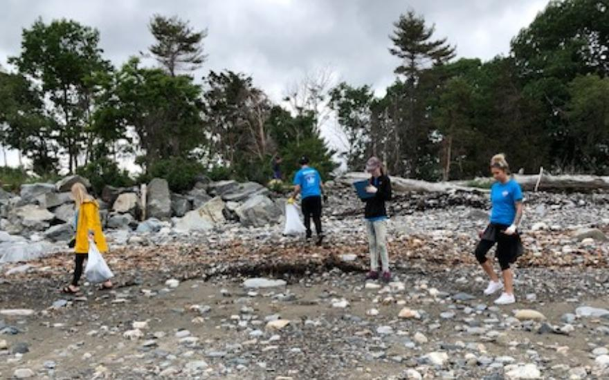Odiorne State Park Clean-Up