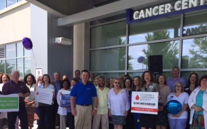 Strider Subaru and The Leukemia & Lymphoma Society