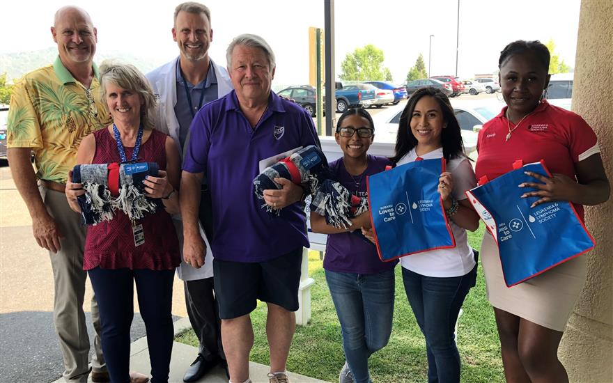 80 Blankets Donated to Adventist Health Sonora