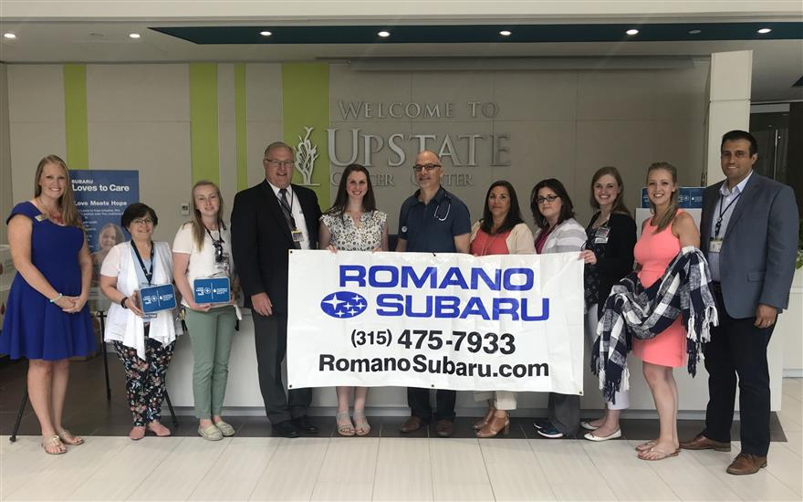 Romano Subaru Loves to Care