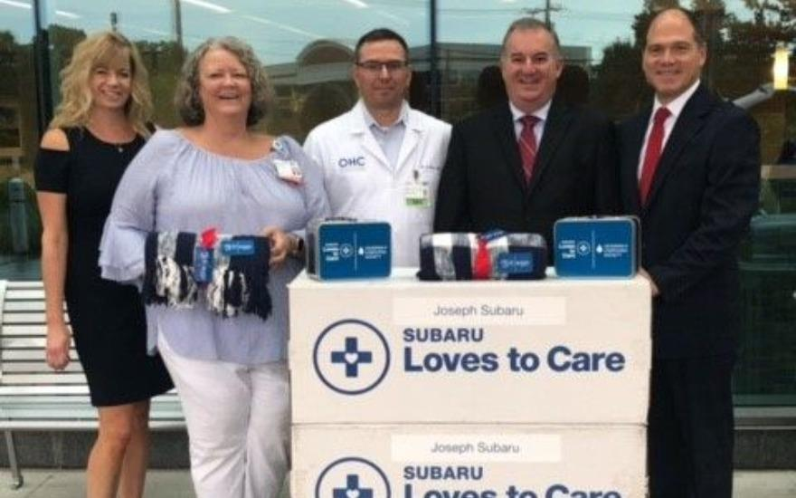 Joseph Subaru Loves to Care