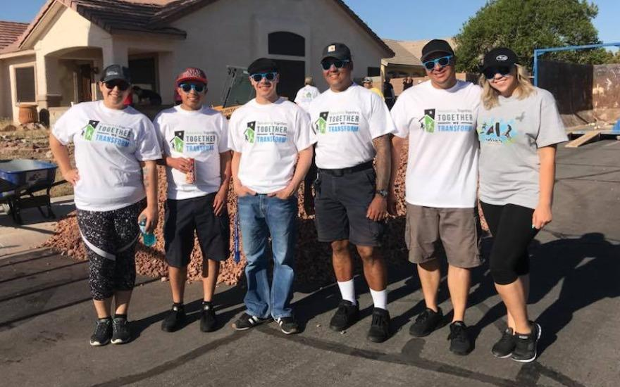 National Rebuilding Together Day