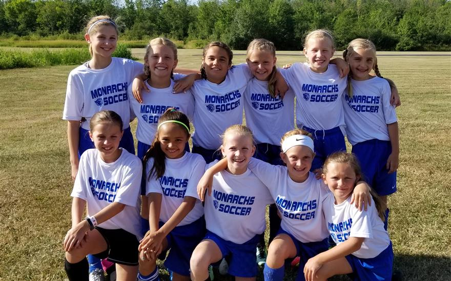 West Herr Subaru Sponsors Girls' Soccer Club