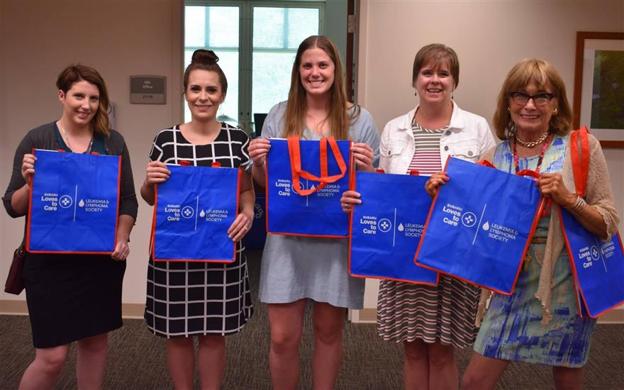 Sommer's Subaru Delivers Hope to Cancer Patients!