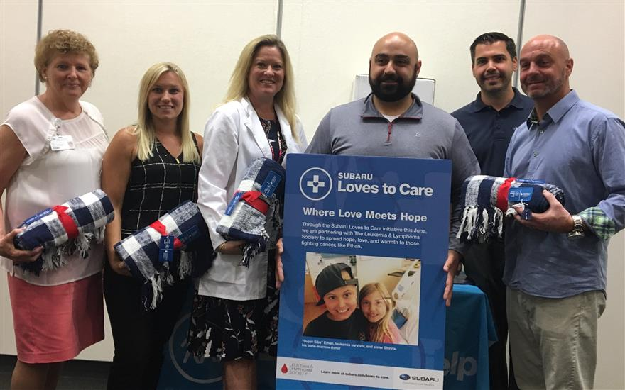 Subaru Loves to Care: Cape Cod Hospital