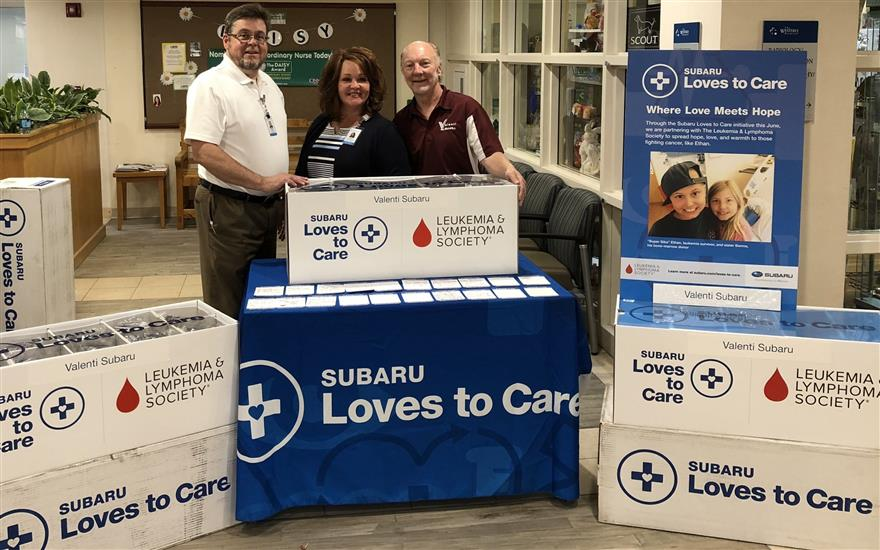 Subaru Loves to Care-Spreading Hope & Warmth
