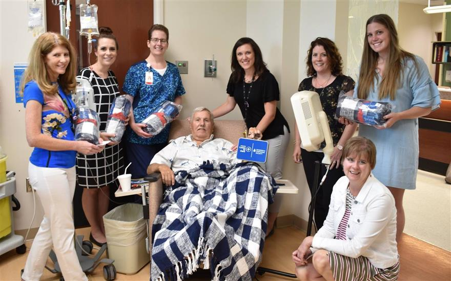 Sommer's Subaru Brings Warm to Patients!