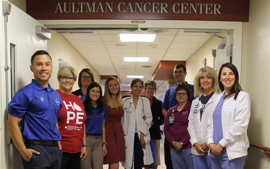 Providing Comfort to Cancer Patients