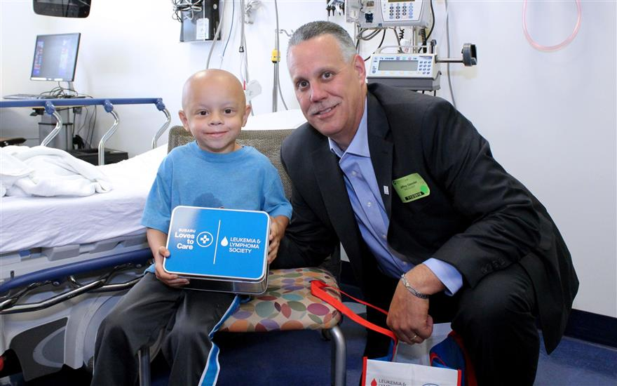 #1 Cochran Sends Love to Children's Hospital