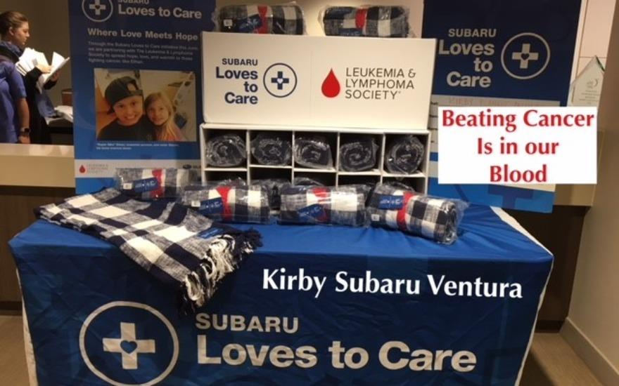 Kirby Subaru & LLS Deliver Some Hope