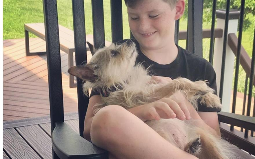 Special Needs Pups get a Second Chance