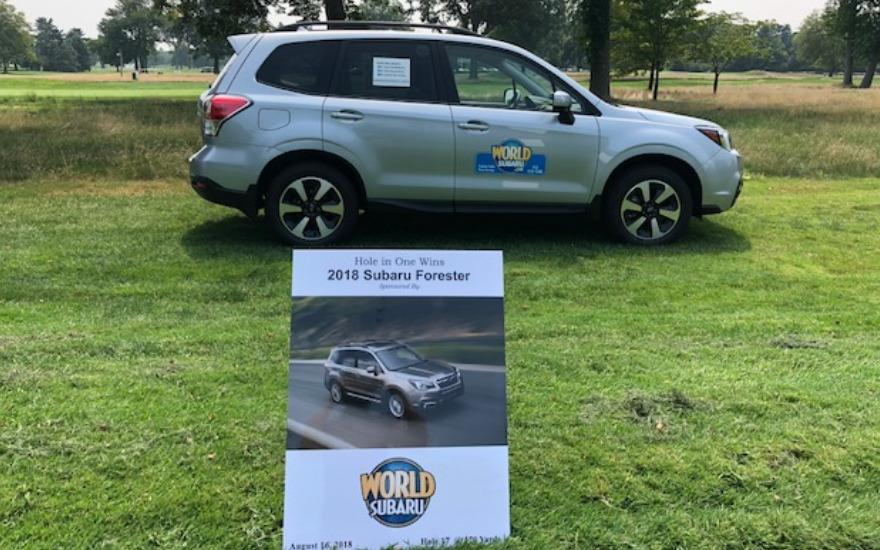 World Subaru Sponsors RFH Touchdown Club