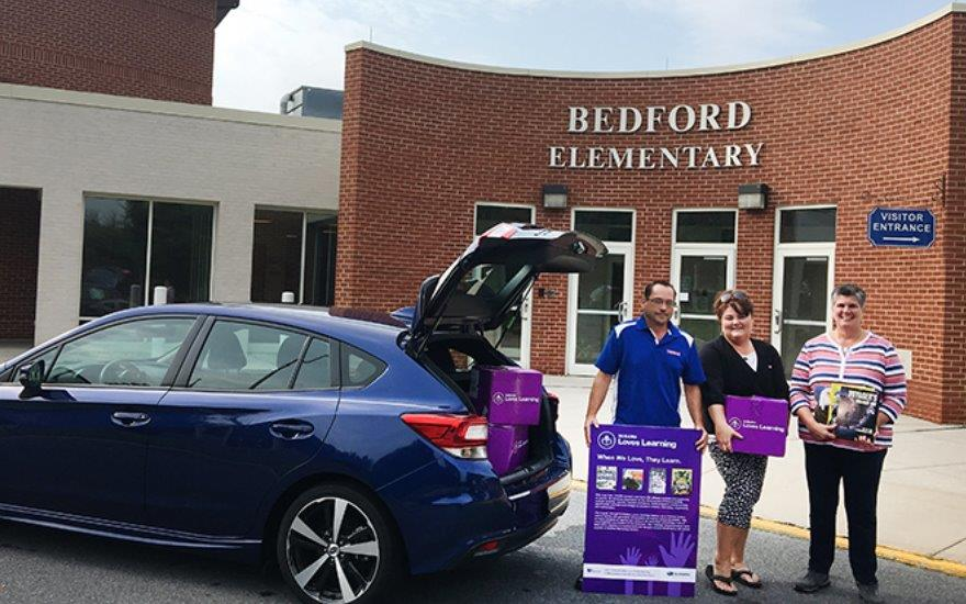 Thomas Subaru Bedford Presents 150 Science Books