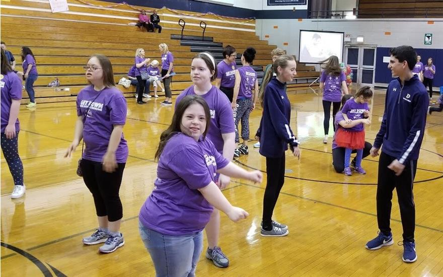 Dancing For Down Syndrome