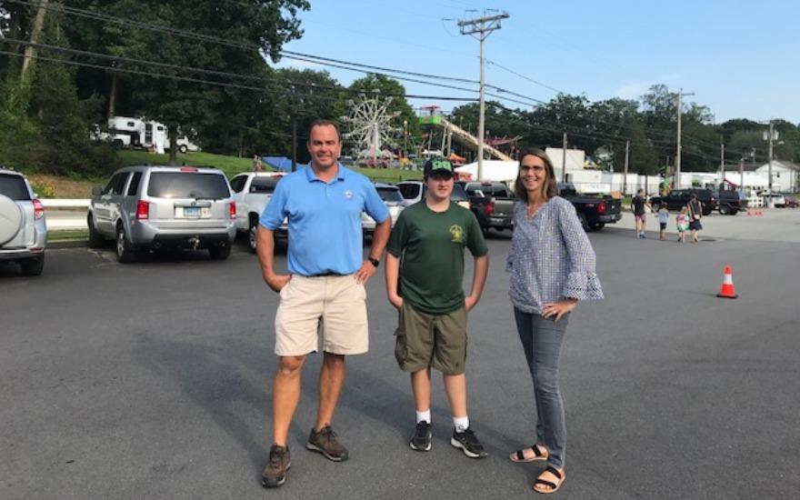 Supporting Community and Troop 26 Boy Scouts