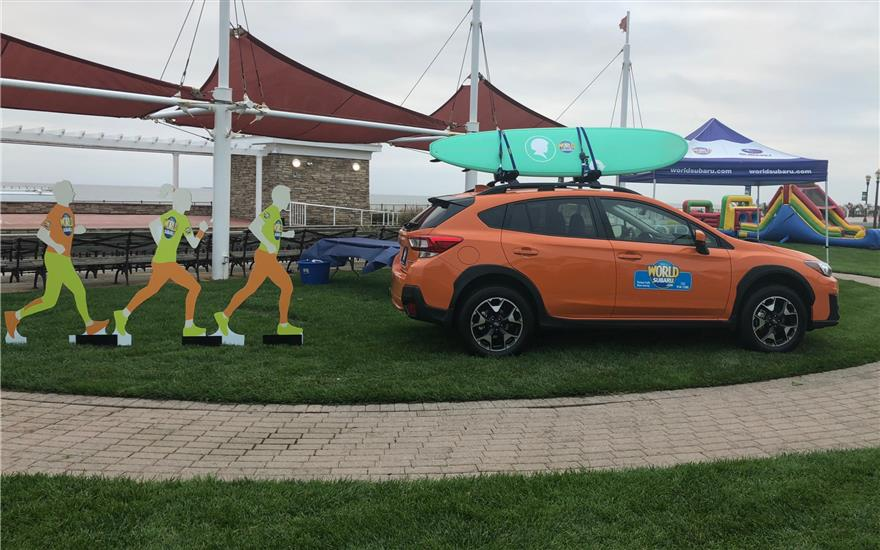 World Subaru - Lead Sponsor of 5K Run and Walk