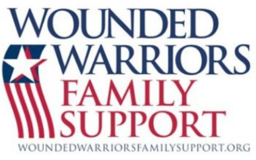 B.T.S. Supports WOUNDED WARRIORS FAMILY SUPPORT!