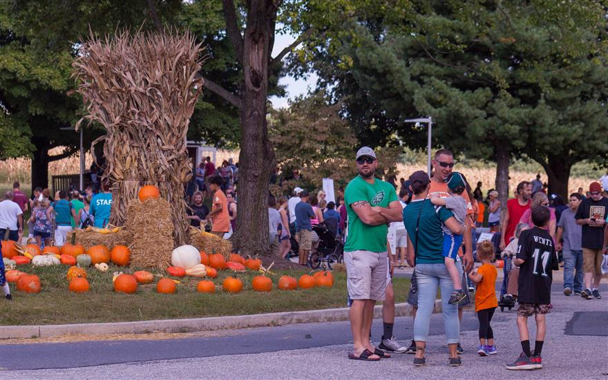 Everybody's Talking Pumpkinfest!