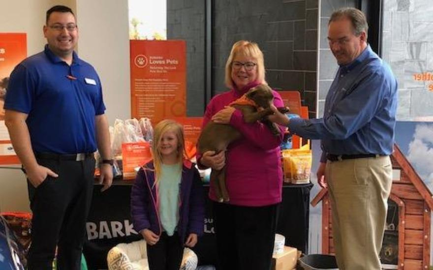 Northtown Subaru Really Loves Rescued Animals!