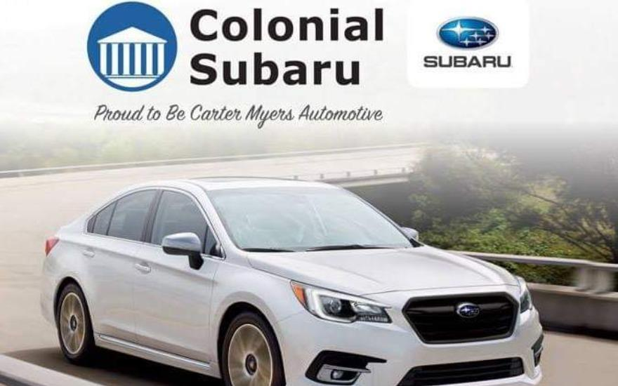 Colonial Subaru Shares the Love