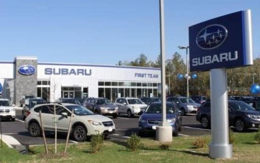 First Team Subaru partners With LLS