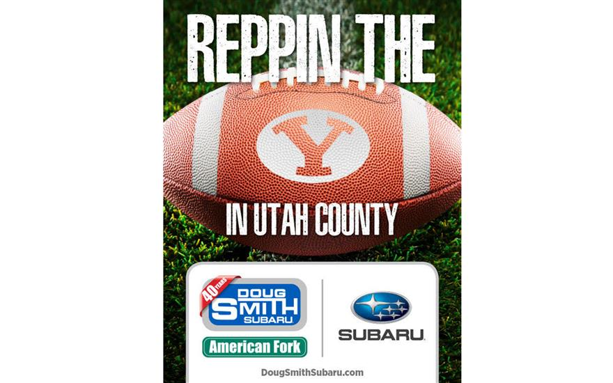 Doug Smith Subaru Supports BYU