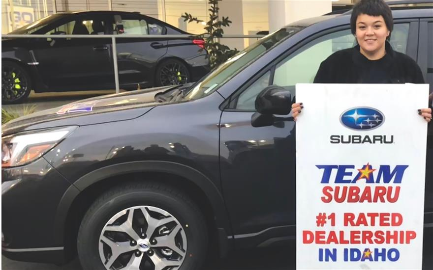 Team Subaru of Nampa helps US Military