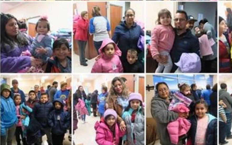 Warm Wishes: Coats for Kids of All Ages