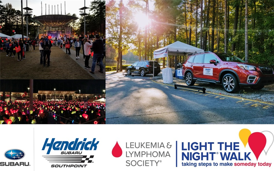 Leukemia & Lymphoma Society's Light the Night