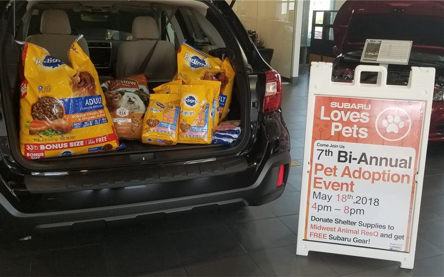 7TH PET ADOPTION EVENT ¦ MIDWEST ANIMAL RESQ