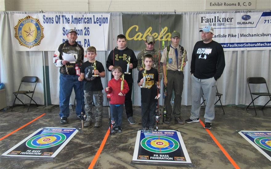 PA Bass Federation reaches kids through Fishing