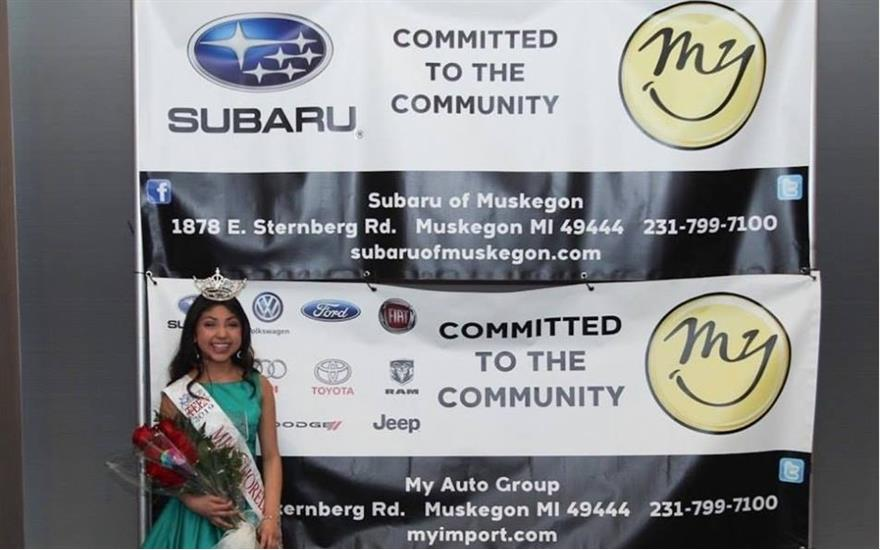 Miss Shoreline Scholarship Sponsor