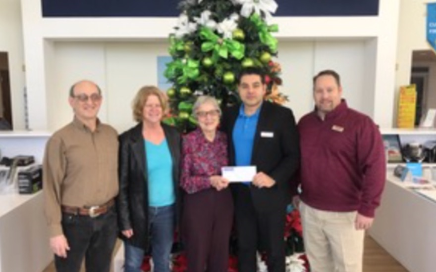 Sheehy Supports Local Community Through ECHO