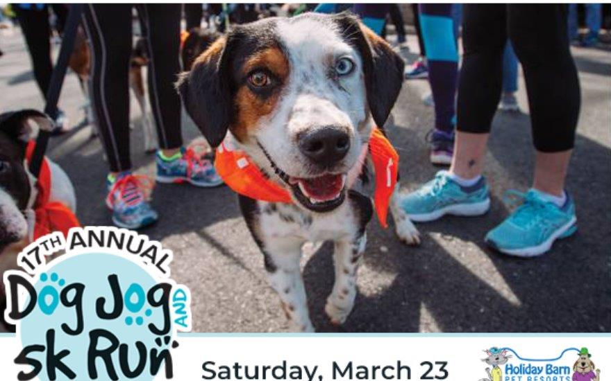 17th Annual Dog Jog and 5K Run