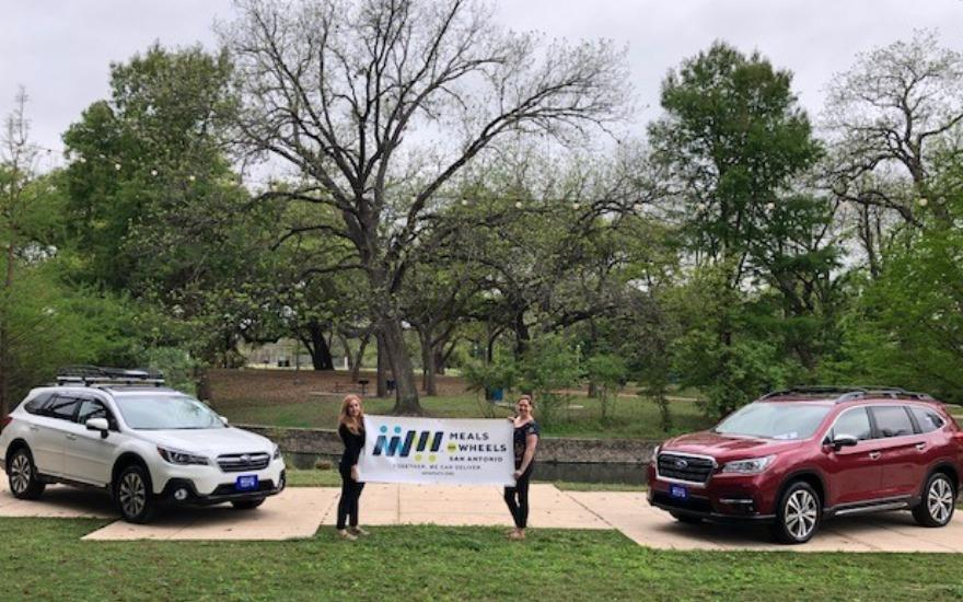Local Nonprofits Share their Love for Subaru