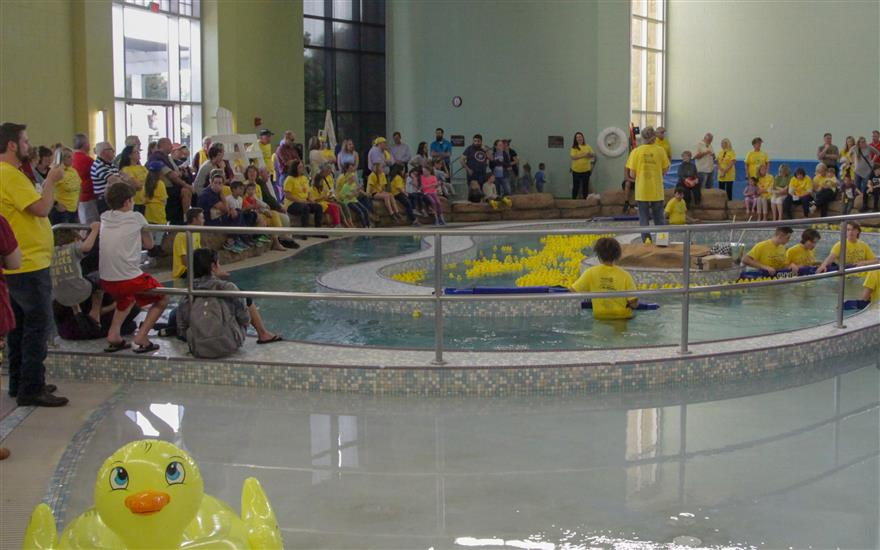 Second Annual Duck Race