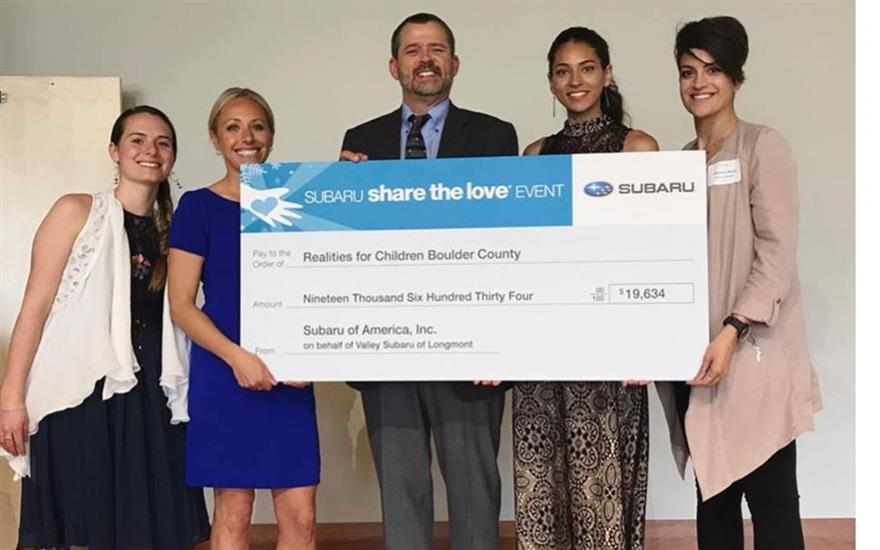 Valley Subaru Changes Lives Through Scholarships