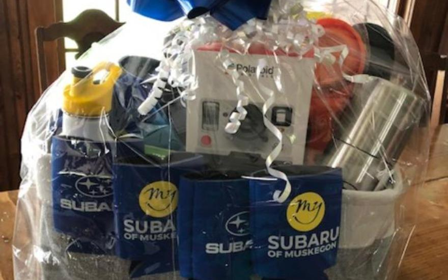 Muskegon Subaru supporting Autism