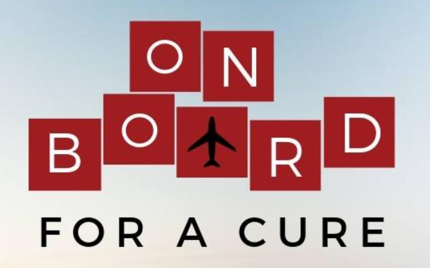On Board for a Cure