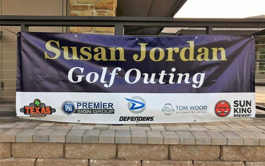 Susan B. Jordan Memorial Golf Outing