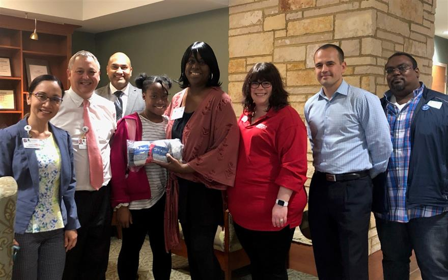 Visit to Local Cancer Treatment Centers of America