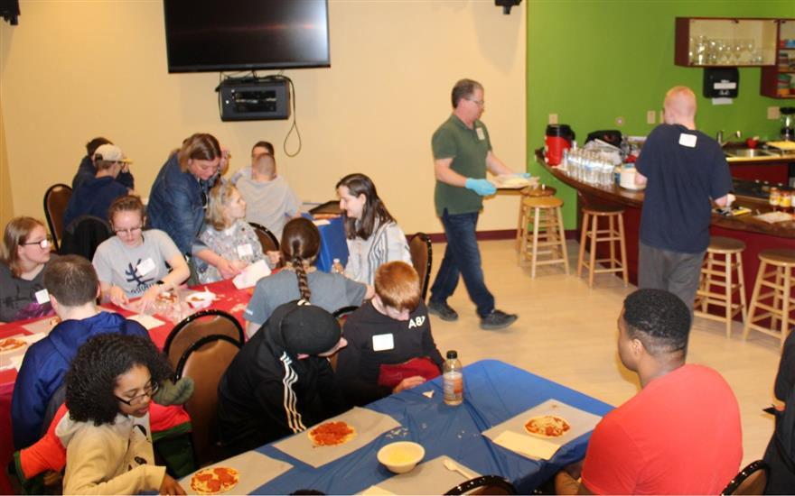 Autism Society NWPA is thankful