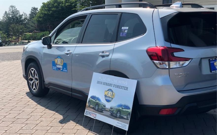World Subaru supports CPC Behavioral Healthcare