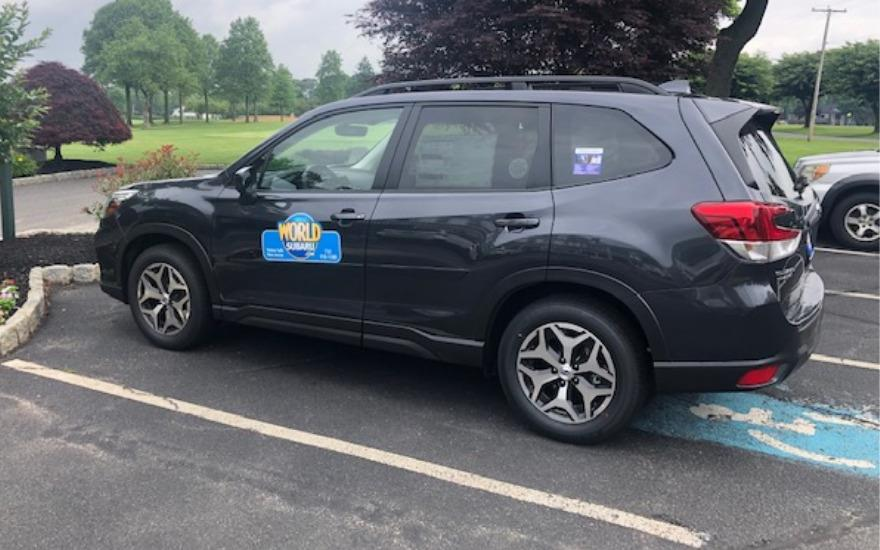 World Subaru Supports Monmouth University