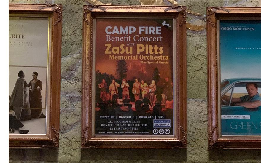 A Benefit Concert for Victims of the Camp Fire