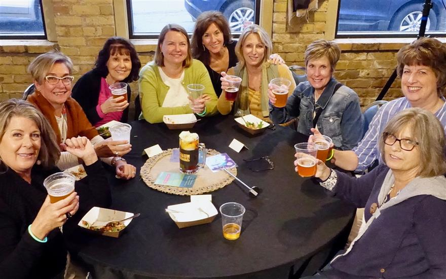 2019 Pints for Preemies Fund Raising Event
