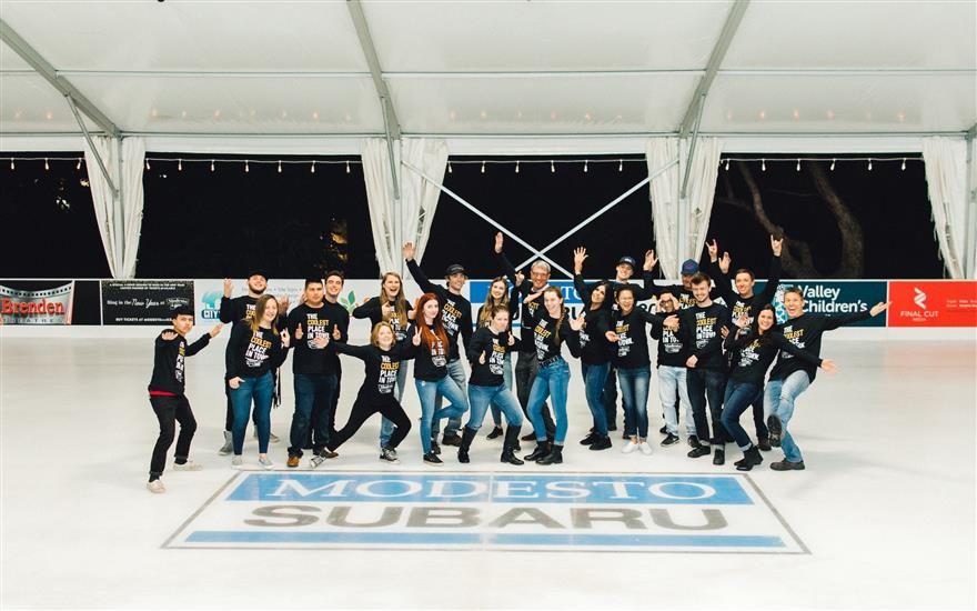 Modesto On Ice Presented by Modesto Subaru