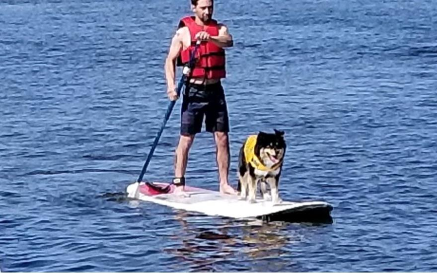 Humane Society of Ocean City NJ PaddlePAWlooza