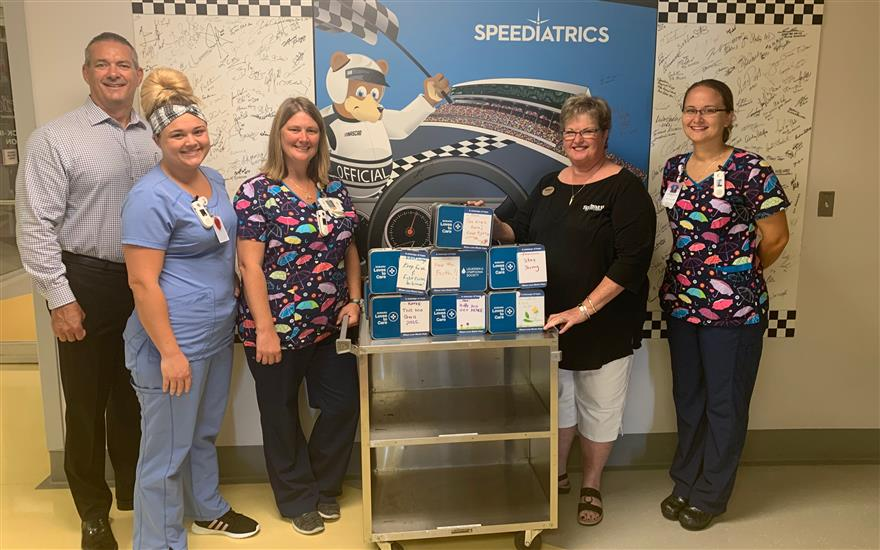 Subaru of Daytona Halifax Health Blanket Delivery