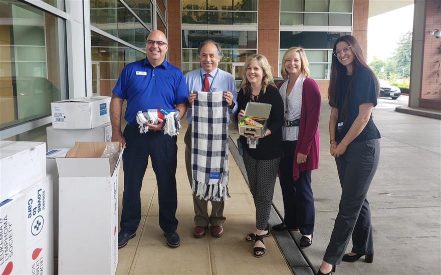 Roy Robinson Subaru Supports Cancer Patients